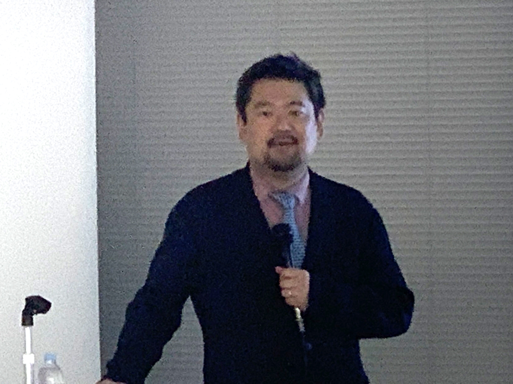 松島大輔氏